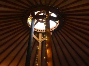bovenkant Yurt
